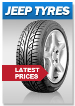 Latest Best Jeep Tyre Prices from PTX Tyre Centre Gorey Wexford
