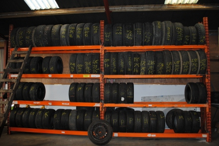 Part Worn Tyres from PTX Tyre Centre Gorey Wexford